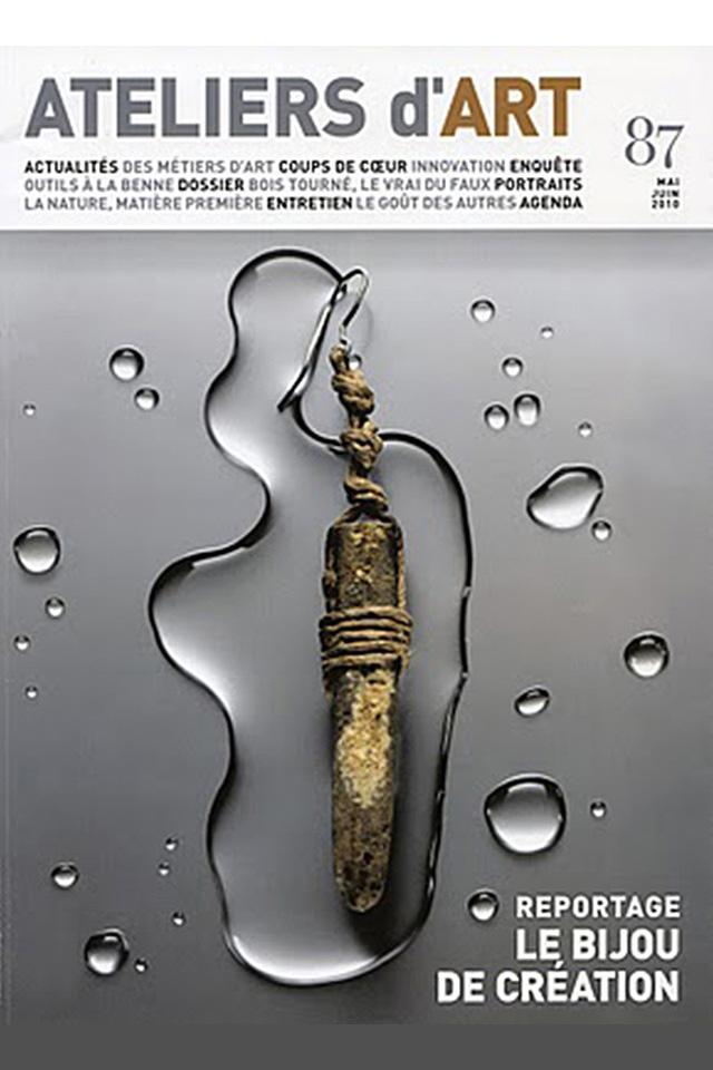 Ateliers d'Art magazine